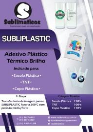 50 Folhas Subliplastic Premium A4