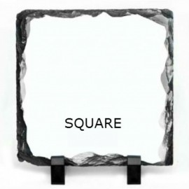 "Pedra Sublimática 'SQUARE"" 16X16"