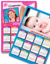 20 Folhas Papel Cartão para Calendário 27 x 37 Cm