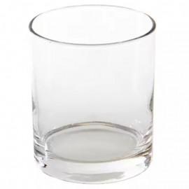 01 Copo de Whisky Transparente 230 ml Sublimável