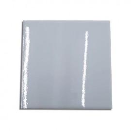 05 Chapas 20x20cm Metal Branca Sublimação