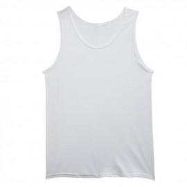 5 Camisetas Regata Masculina Poliéster Sublimação