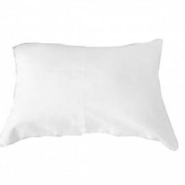 Travesseiro c- Fronha Branca Sublimação 25x38 cm
