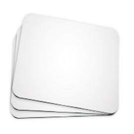 10 Mouse Pads EVA Quadrado 19x19cm Sublimação