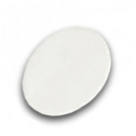 30 Mini Imãs Formato Oval  para  Sublimação