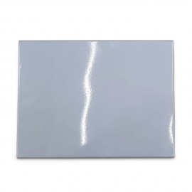 01 Quadro de Metal Branco 10 x 15 cm Sublimável