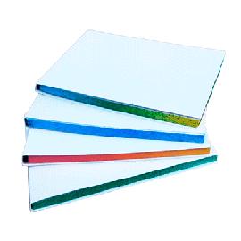 10 Blocos de Notas Mult Color 10x7cm Sublimação