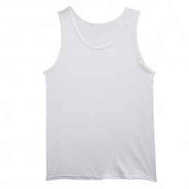 01 Camiseta Regata Masculina Poliéster Sublimação