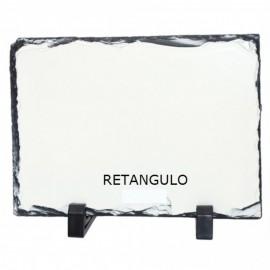 """Pedra Sublimática """"RETANGULAR"""" 16x30"""