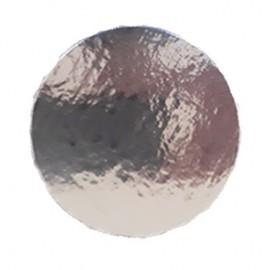 10 Bolachas de Chopp Metalizada Sublimação