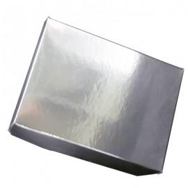 10 Caixinhas Papel Metalizado 12x9x3cm Sublimação