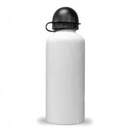60 Squeezes Bolinha Branco 500ml Sublimação