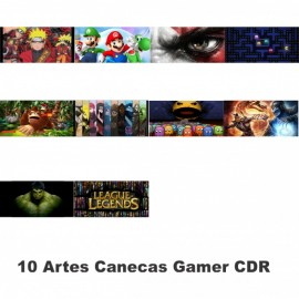 10 Artes Caneca Games 02 CDR