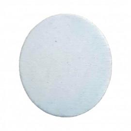 10 Aromatizador Formato Oval 7,0x8,0 Cm PET P/sublimação