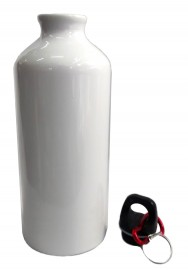 25 Squeezes Inox Branco 500ml Sublimação