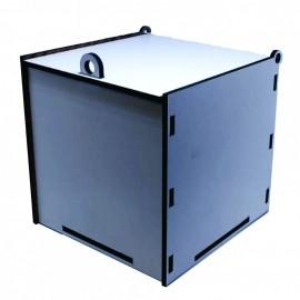 01 Caixa de Caneca MDF 325 ML