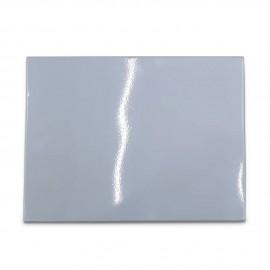 01 Quadro de Metal Branco 20 x 26 cm Sublimável