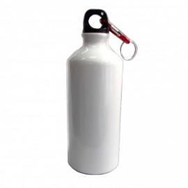 10 Squeezes Inox Branco 500ml Sublimação