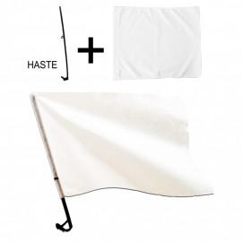 10 Bandeiras Brancas 28 x 40 cm G