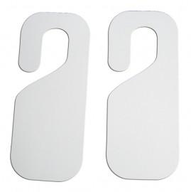 10 Tags Pet para Porta/Espelho Sublimação