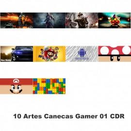 10 Artes Caneca Gamer 01 CDR