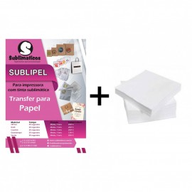 Kit Transfer + 200 Guardanapos de Papel