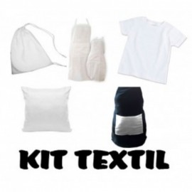 Kit Amostras Textil