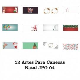12 Artes Para Caneca Natal - JPG 04